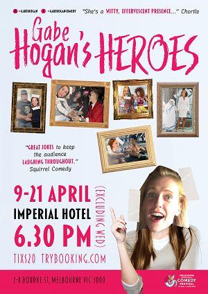 Gabe Hogan's Heroes